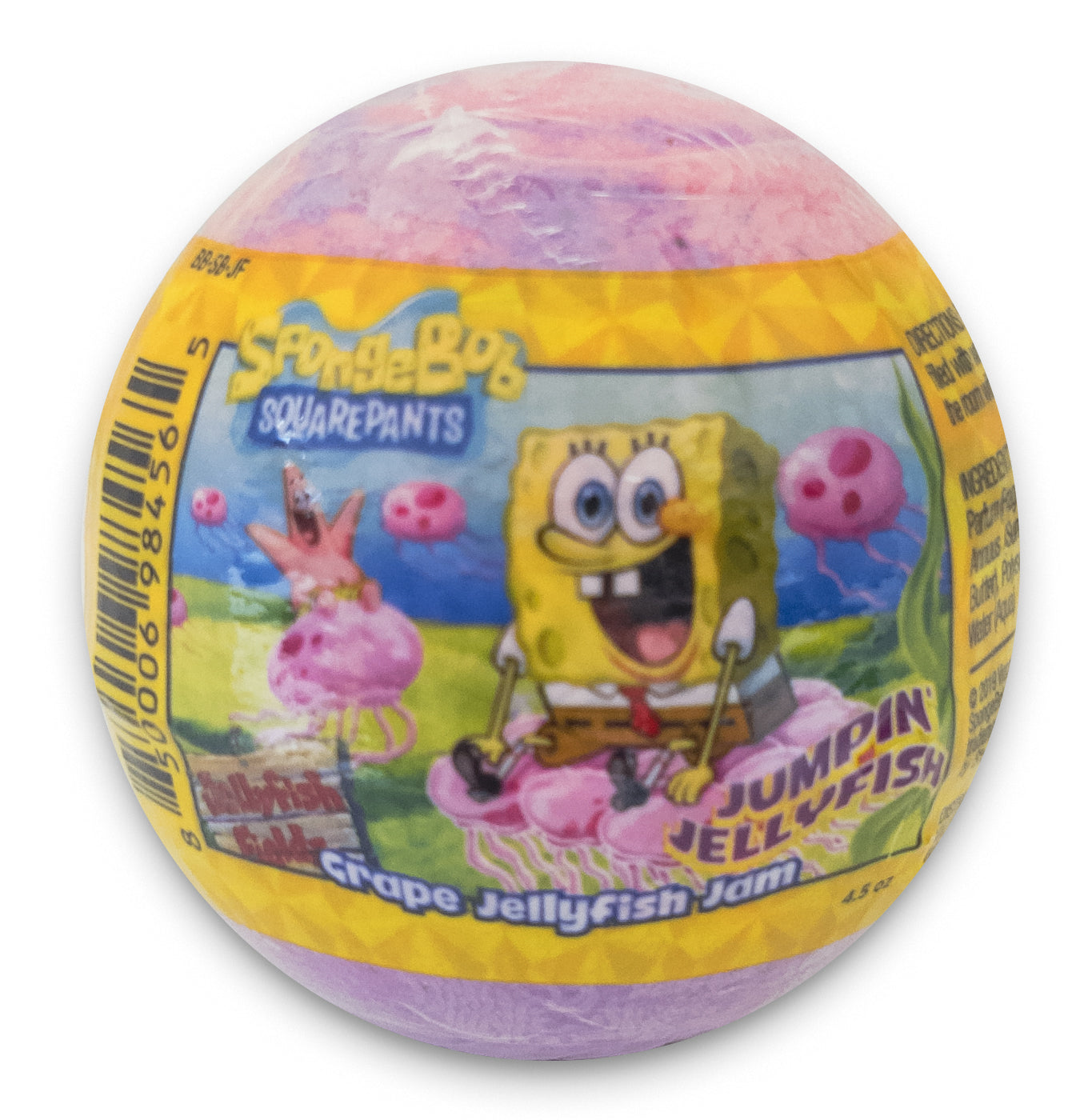 Nickelodeon SpongeBob Bath Bombs - 3 Pack