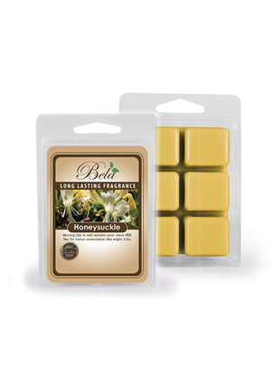 Bela Home Fragrance Honeysuckle Wax Melts 2.5 Oz