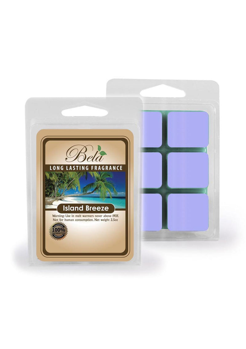 Bela Home Fragrance Island Breeze Wax Melts 2.5 Oz