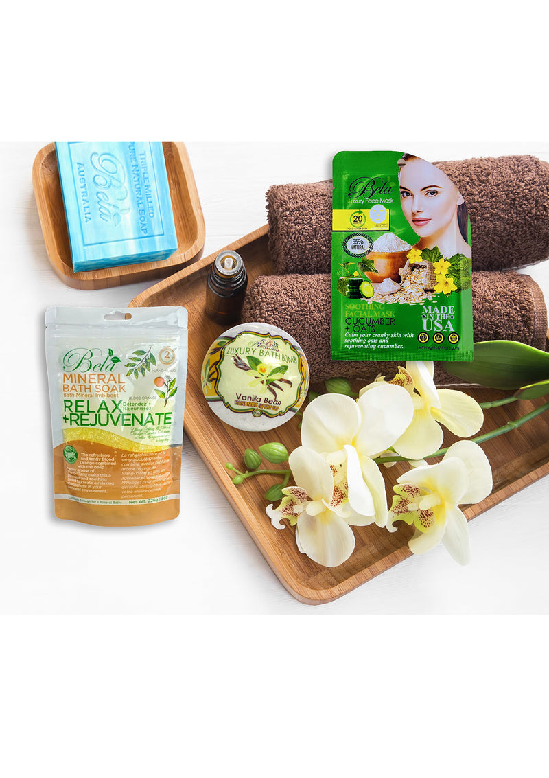 Bela Box - Sampler of Bela Bath & Beauty