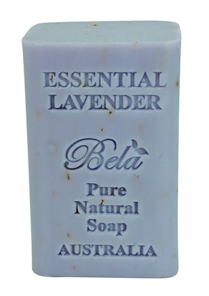 Essential Lavender 6.5 Oz Bela Soap Bar
