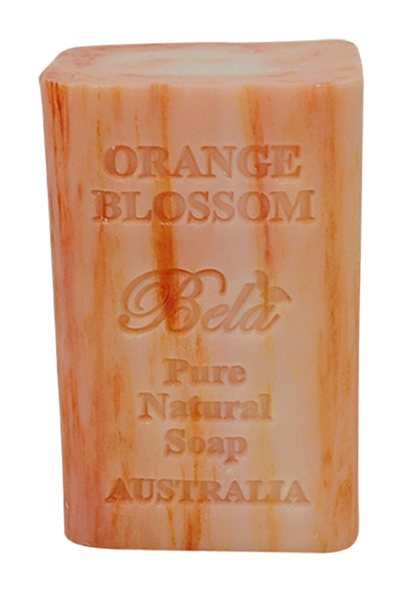 Bela 6.5 Oz Orange Blossom Natural Soap Bar
