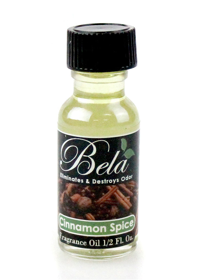 Bela Cinnamon Spice Home Fragrance Oil 0.5 Oz Bottle