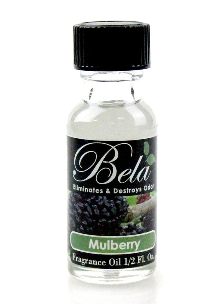 Bela Mulberry Home Fragrance Oil 0.5 Oz Bottle