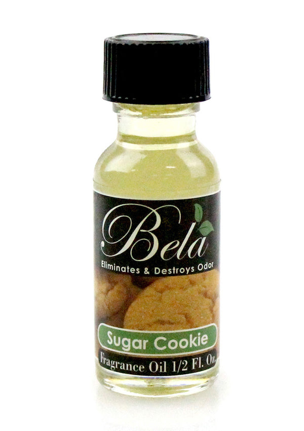 Bela Sugar Cookie Home Fragrance Oil 0.5 Oz Bottle