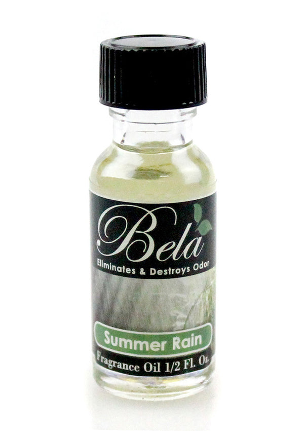 Bela Summer Rain Home Fragrance Oil 0.5 Oz Bottle