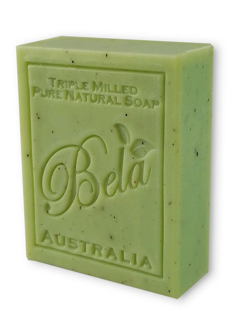 Bela 3.5 Oz Eucalyptus Natural Soap Bar