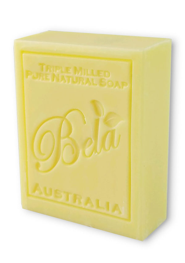 Bela 3.5 Oz Wild Honeysuckle Natural Soap Bar
