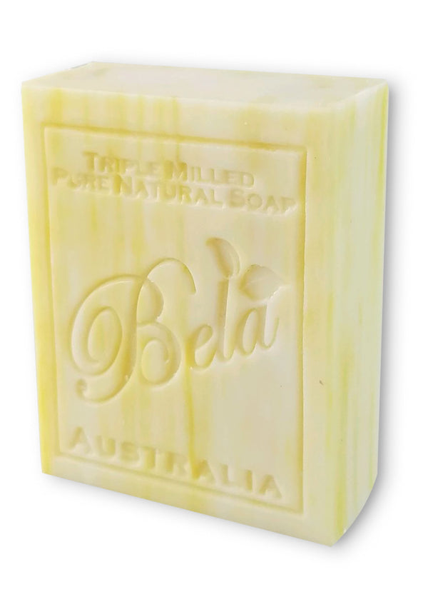 Bela 3.5 Oz Patchouli with Essential Oil Natural Soap Bar