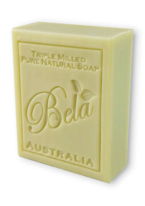 Bela 3.5 Oz French Pear Natural Soap