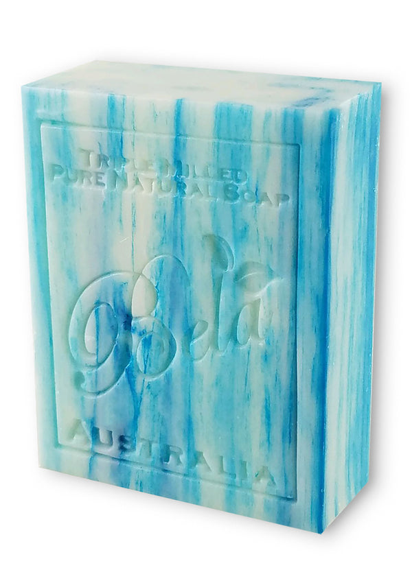 Bela 3.5 Oz Ocean Beach Natural Soap Bar
