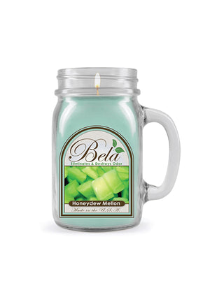 Bela Honeydew Melon Mug Candle