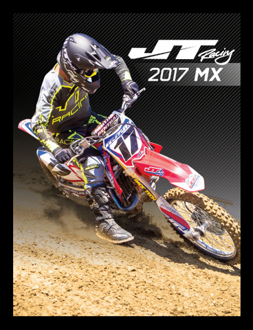 JT Racing 2017 Product Catalog
