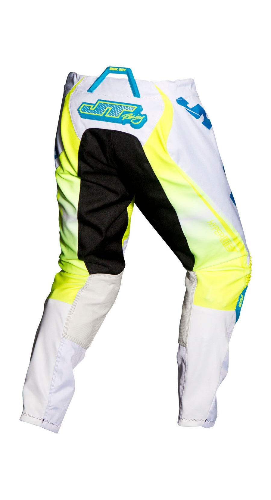 HYPERLITE CHECKER PANT - CYNWHTYLW