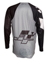 HYPERLITE CHECKER JERSEY - BLKGRRWH