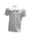 ICON PREMIUM TEE - WHITE/GRAY