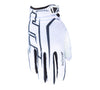 YOUTH LITE TURBO GLOVE - WHITE/BLACK