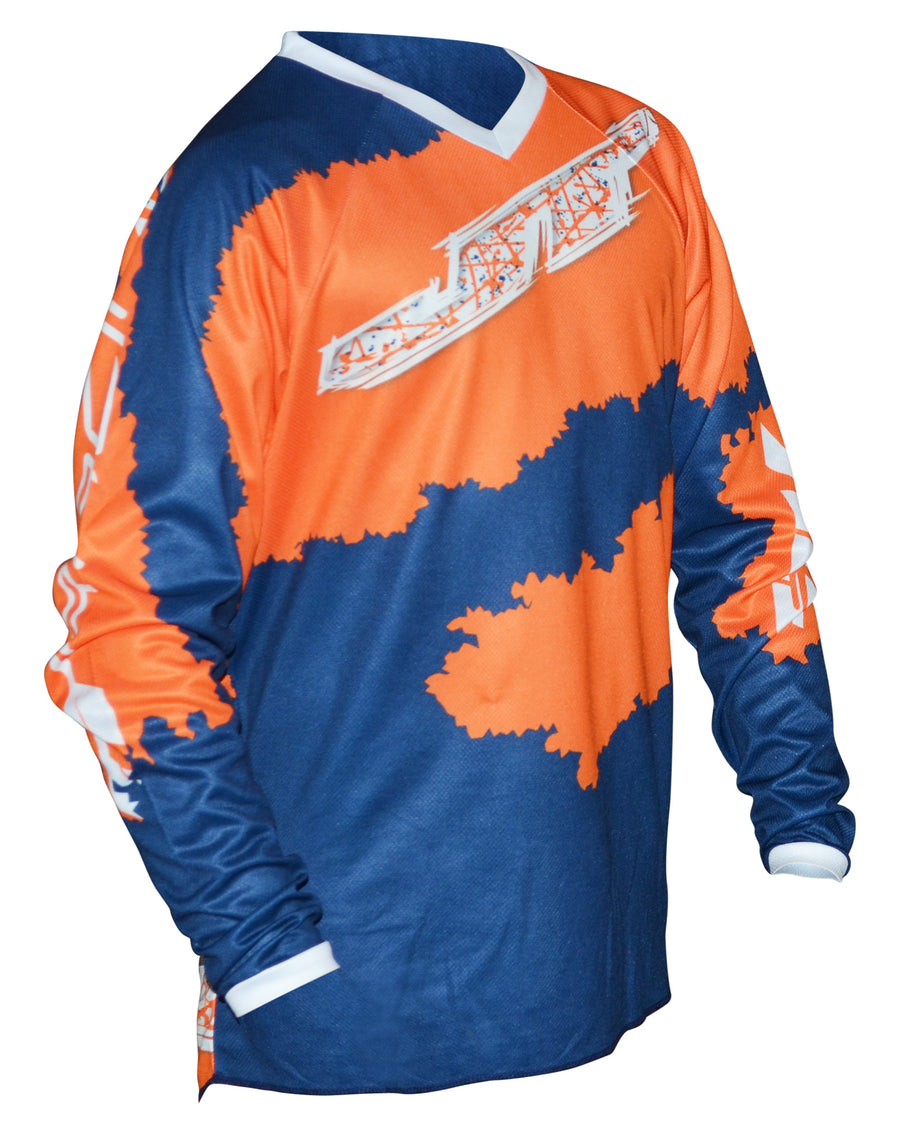 YOUTH FLEX RIPPER JERSEY - NVYFO