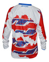 YOUTH FLEX RIPPER JERSEY - RWB