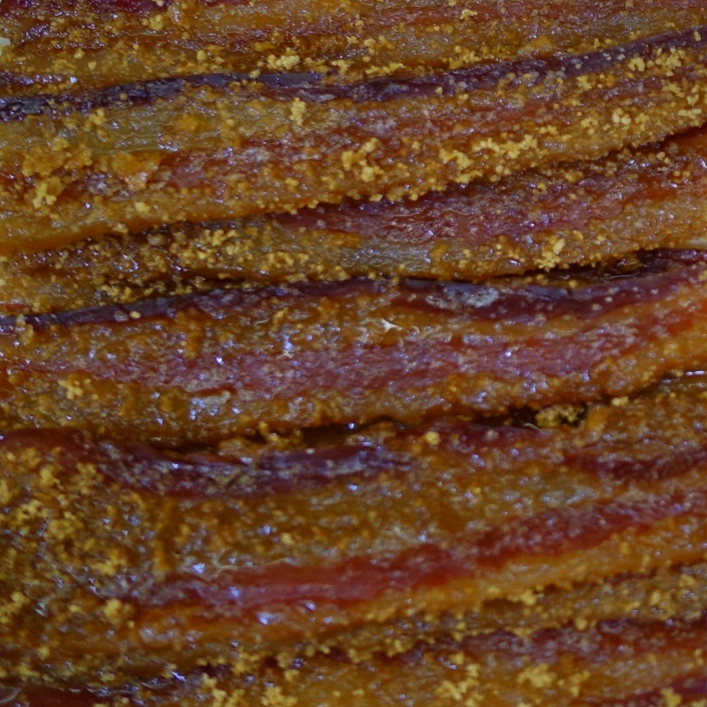 Maple Flavored Bacon Jerky 2oz - MBJ