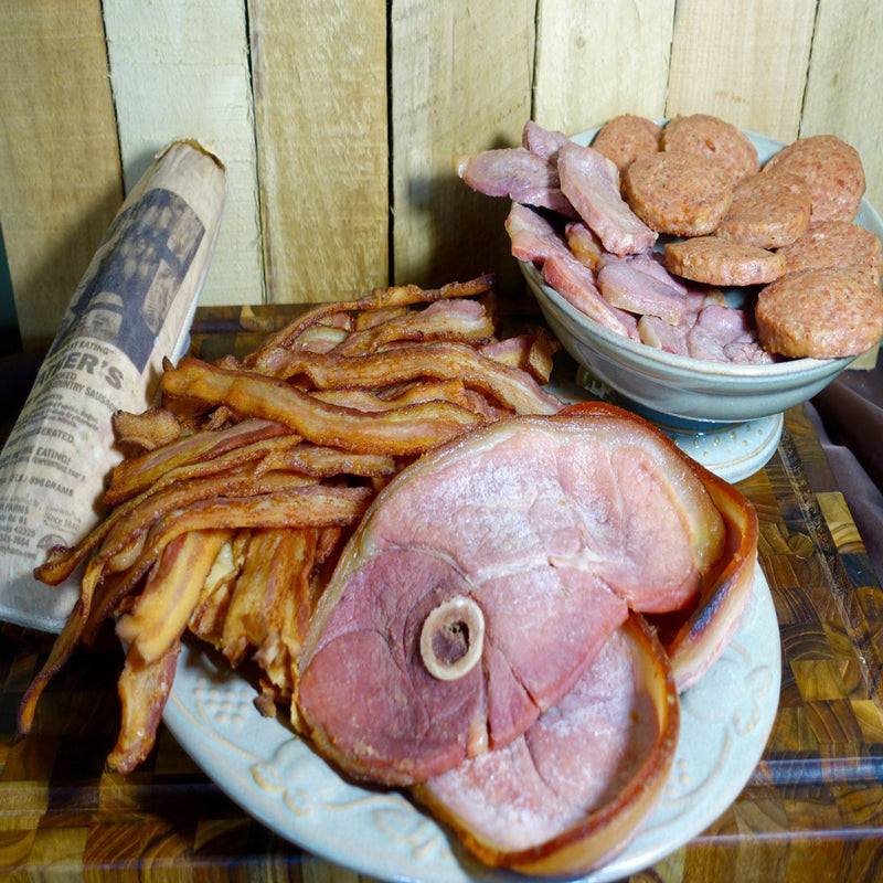 Father's Sampler Country Cured Meats