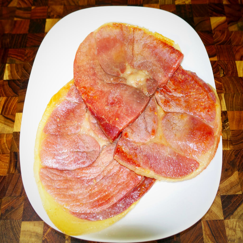 Boneless Cooked Country Ham Slices