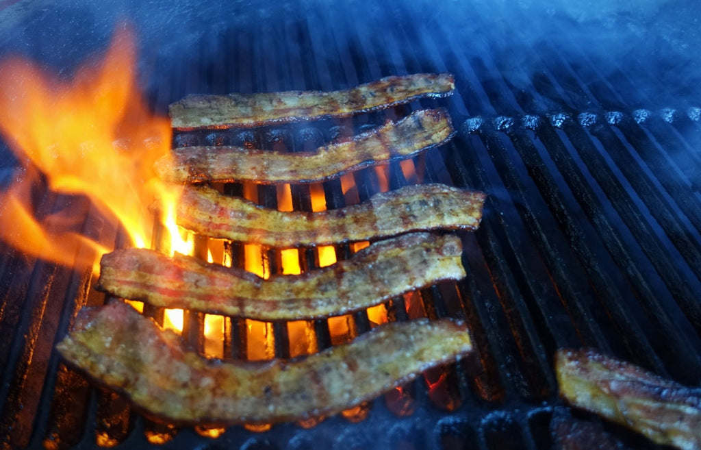 Father's Grilling Thick Sliced Hickory Bacon - GBH