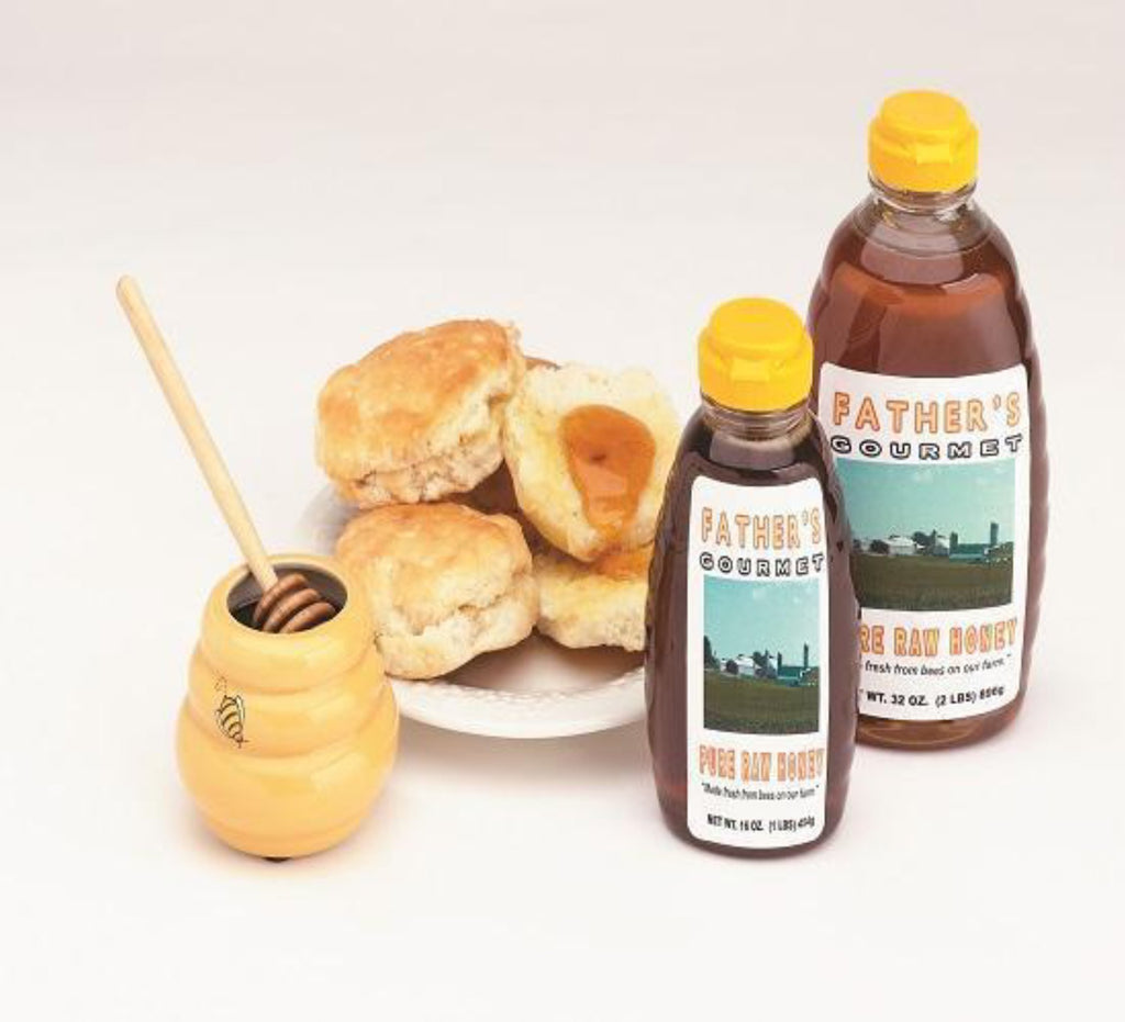 Father's Gourmet Pure Honey - 1 lb. - HONEY1