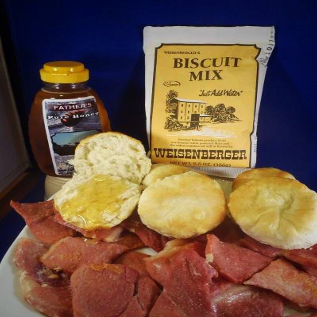 Mother Gatton's Favorite Country Ham, Biscuits & Honey - MGBHH