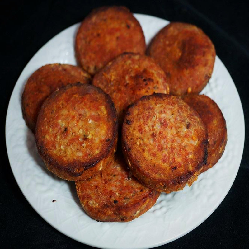 Fathers Smoked Sausage Patties 1lb - SSP