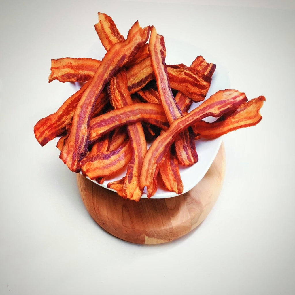 Father's Hickory Smoked Country Bacon 4 PACKAGES 1 POUND EACH