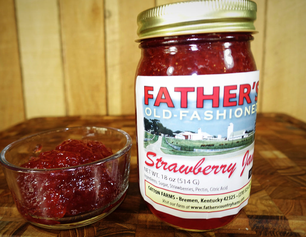 Fathers Strawberry Jam - FSJ