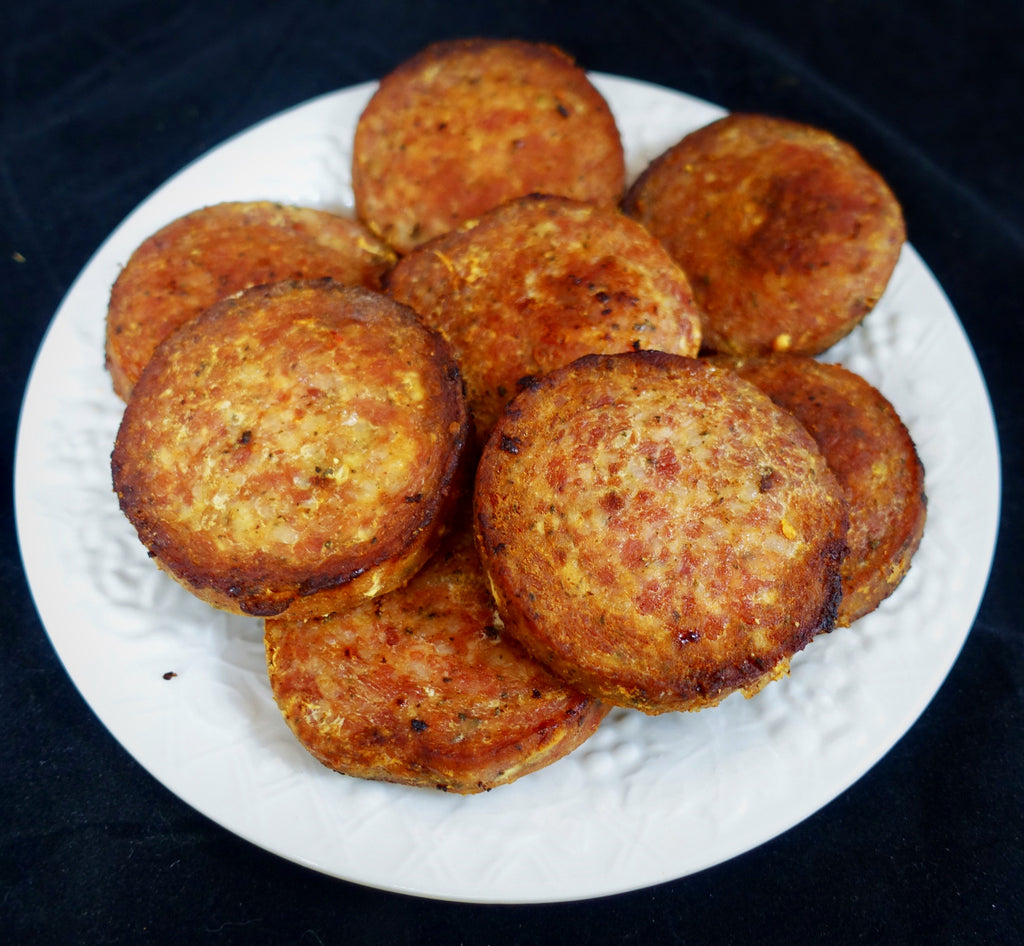 Smoked Sausage Patties