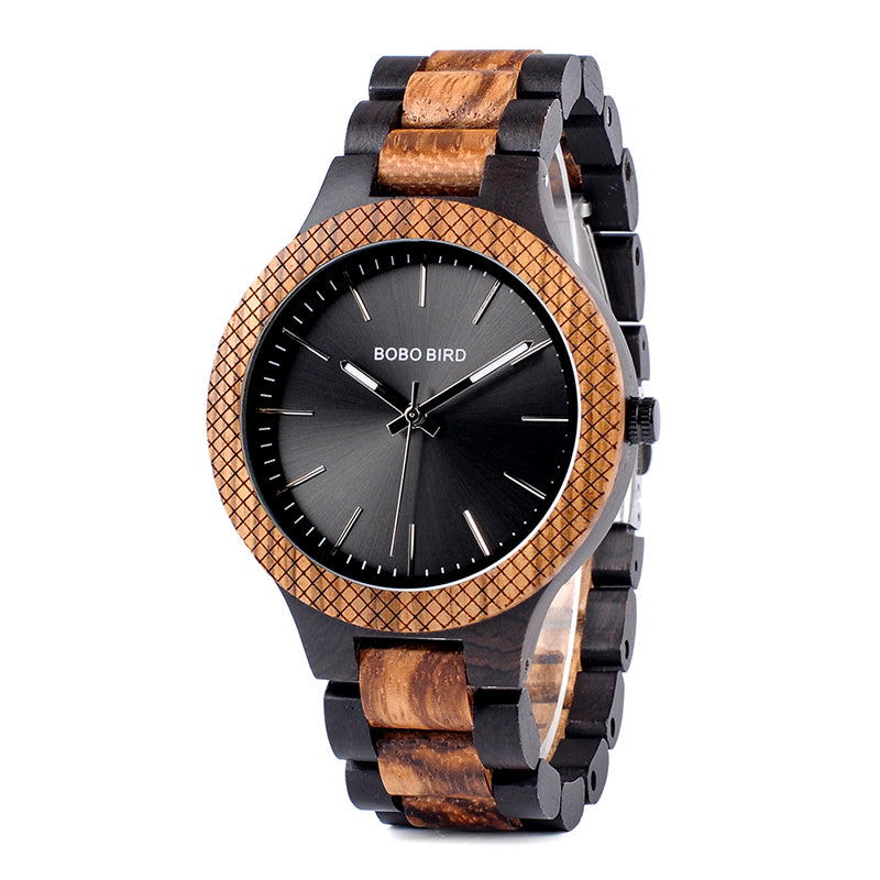 2018 Arrival Modern Business Men's Wood Watch