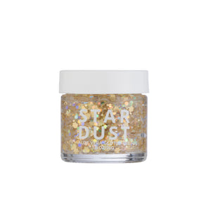 Star Dust Glitter Pot Daisy