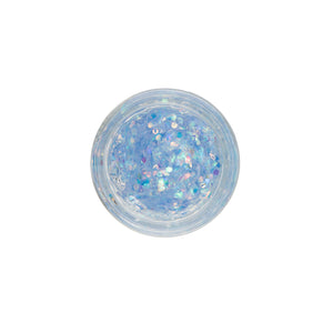 STAR DUST GLITTER POT Moon