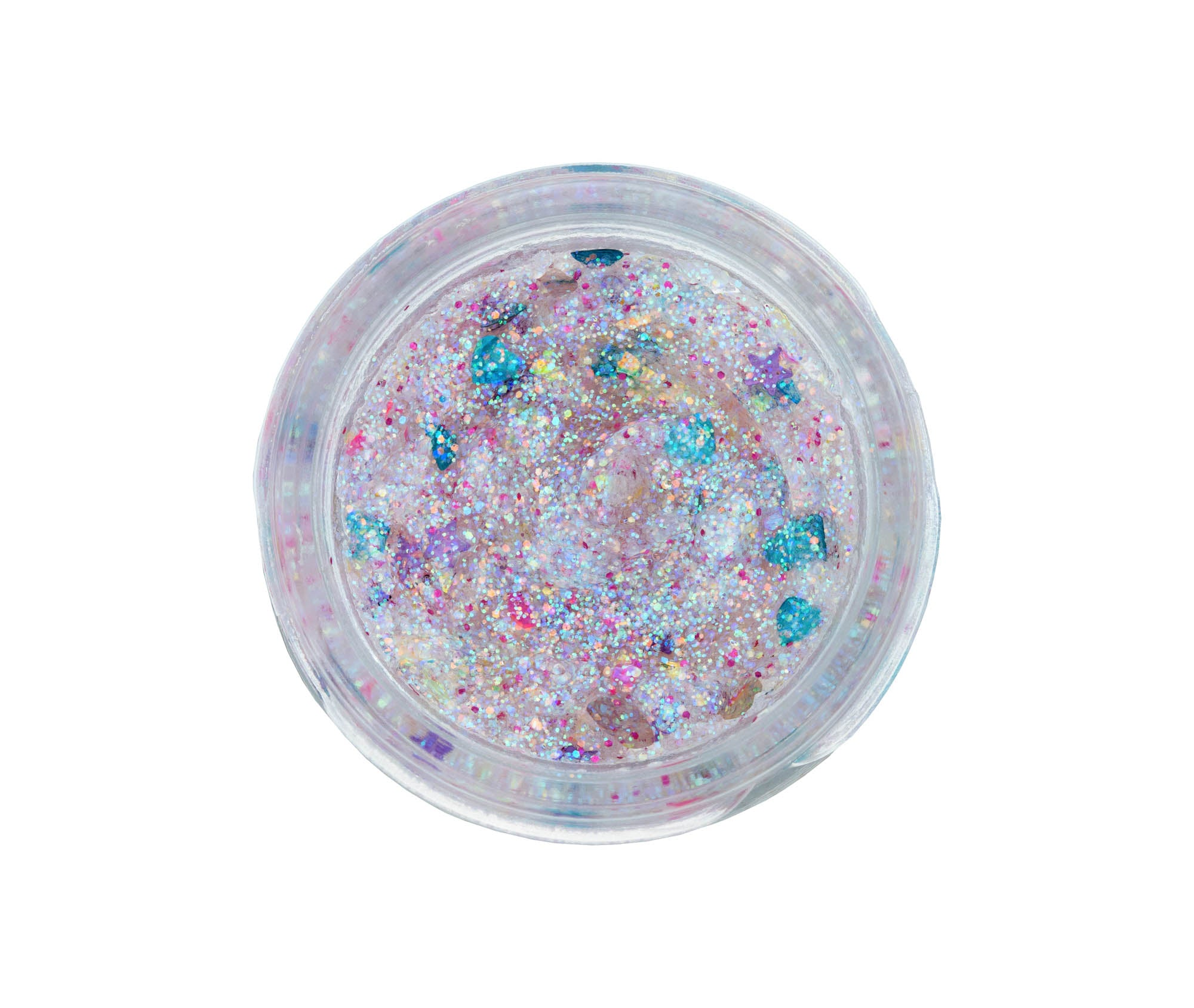 Star Dust Glitter Pot Party