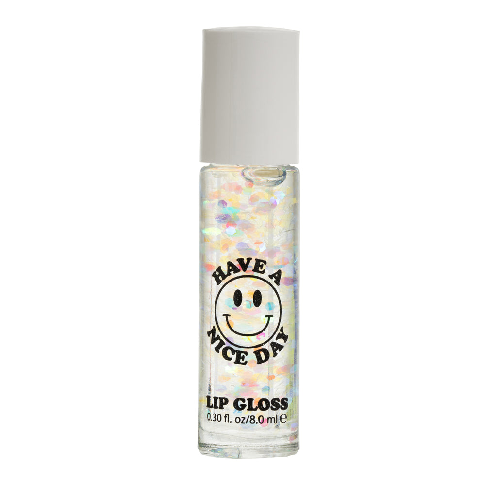Have A Nice Day Lip Gloss Clear Vanilla
