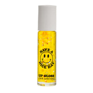 Have A Nice Day Lip Gloss Yellow Pineapple