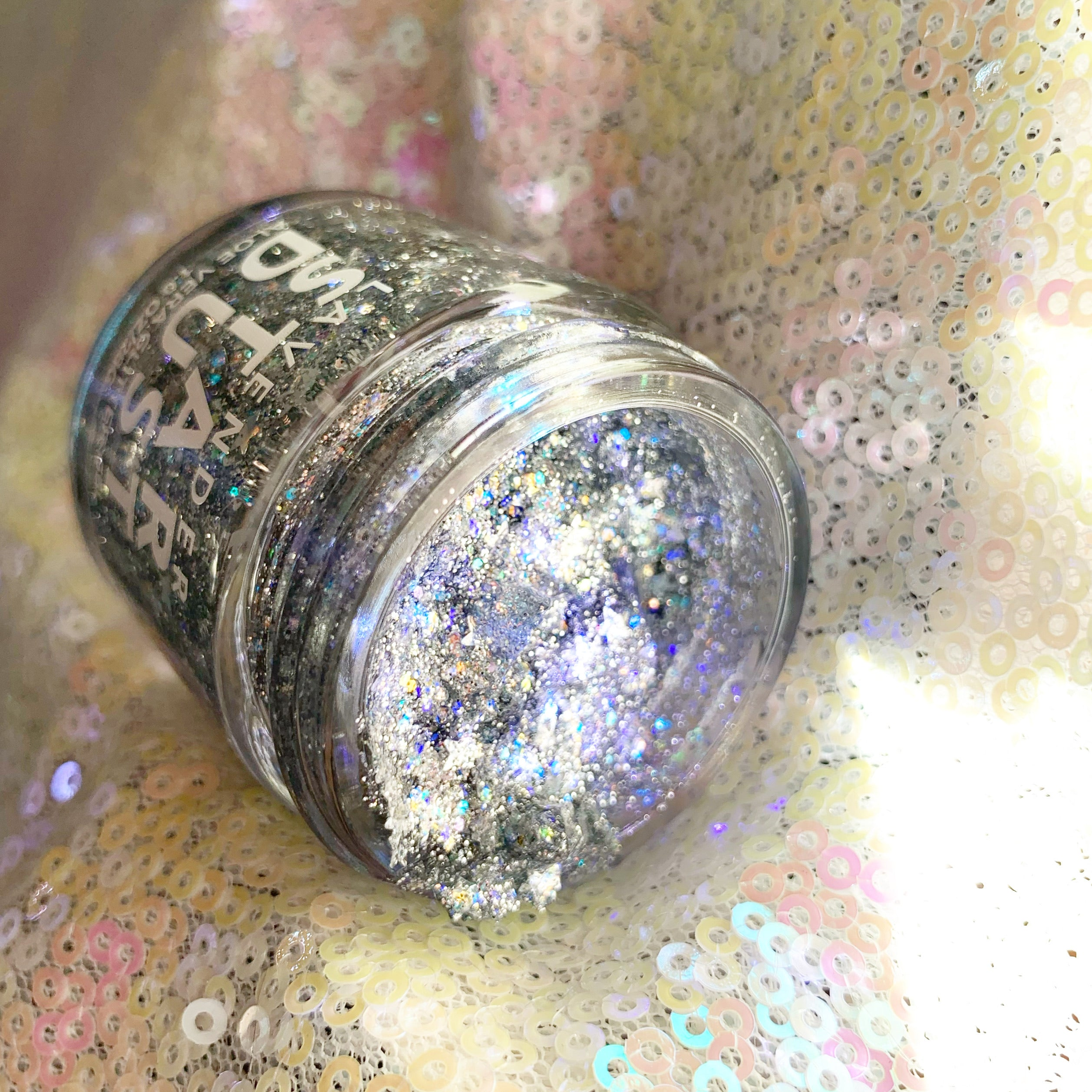 Star Dust Glitter Pot Disco