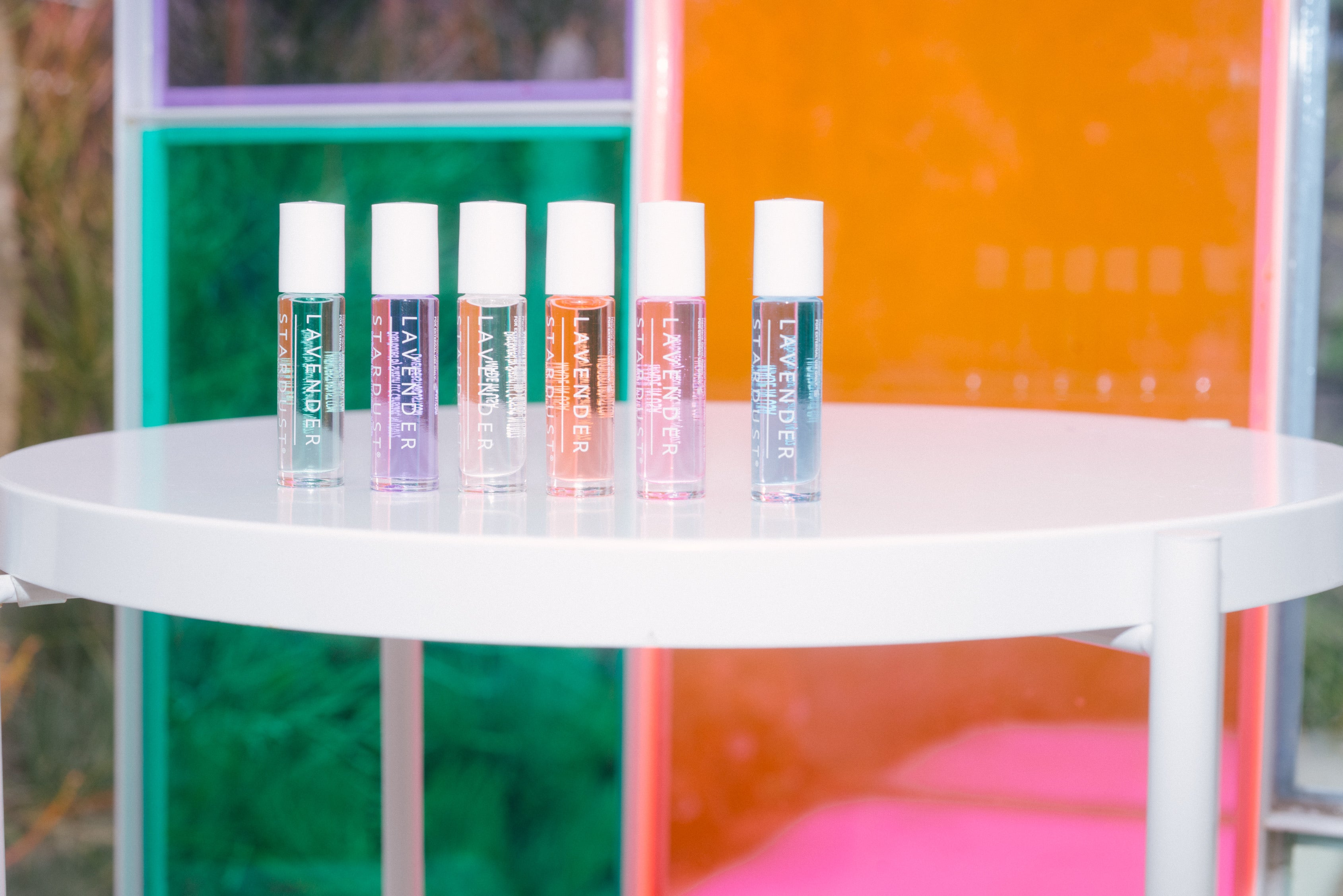 Full Set - Rainbow Lip Gloss
