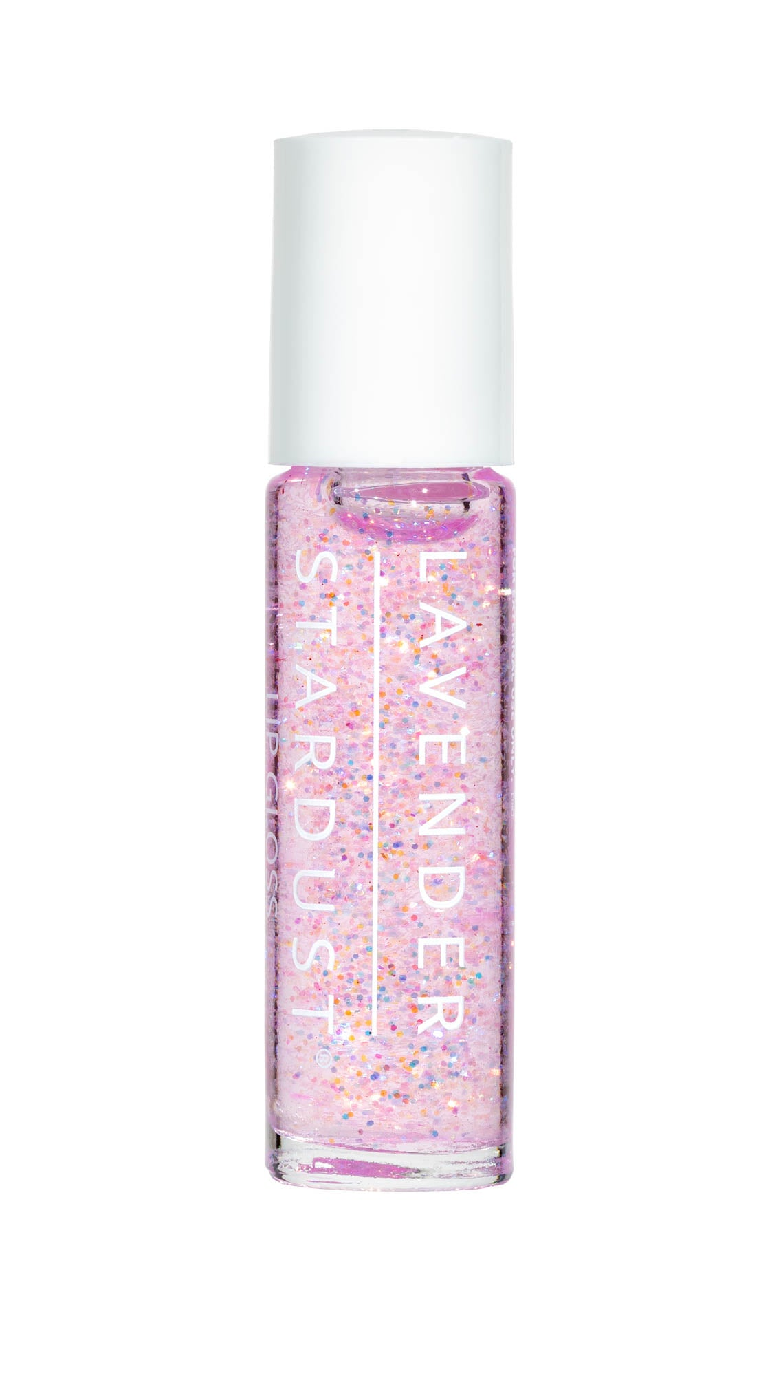 Kissing Glitter Lip Gloss Rose'