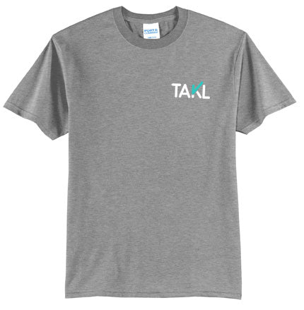 Takl Short Sleeve T-Shirt - Heather Gray