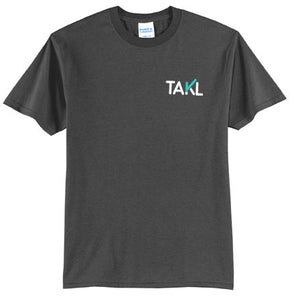 Takl Short Sleeve T-Shirt - Charcoal