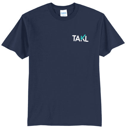 Takl Short Sleeve T-Shirt - Navy
