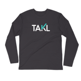 Takl Long Sleeve Fitted Crew Shirt