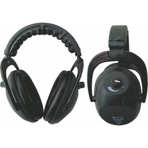 RAM Ear-Tect Electronic Ear Muffs