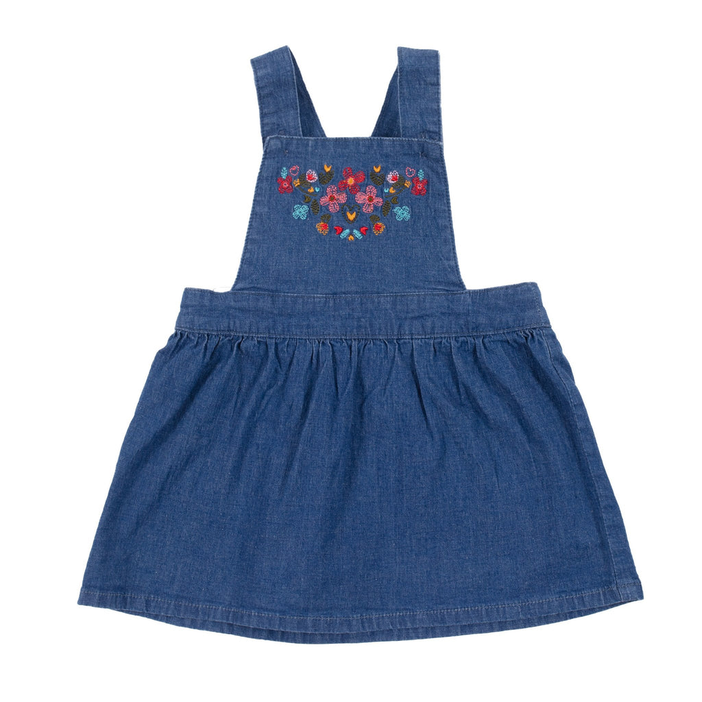 Robe chasuble Nanö - S2154-05 Denim - Boutique Flos