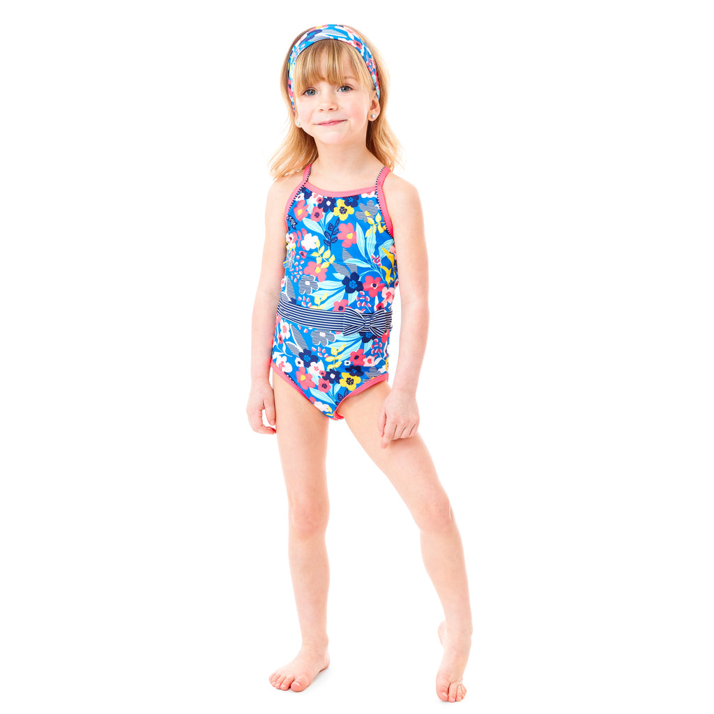 Maillot Nanö - S21S84-2 Royal - Boutique Flos