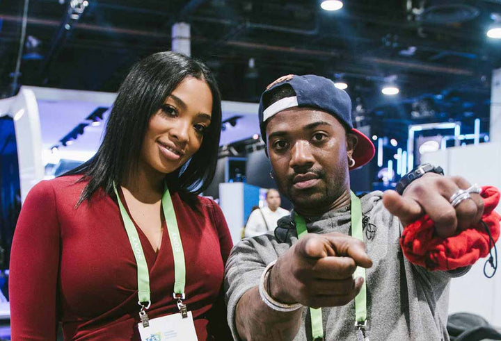 Will R&B singer Ray J be the next tech tycoon?